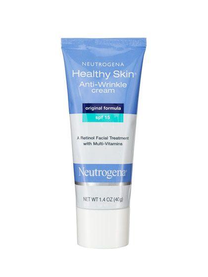 Allure's 2011 Best of Beauty Hall of Fame: Neutrogena Healthy Skin Anti-Wrinkle Cream SPF 15