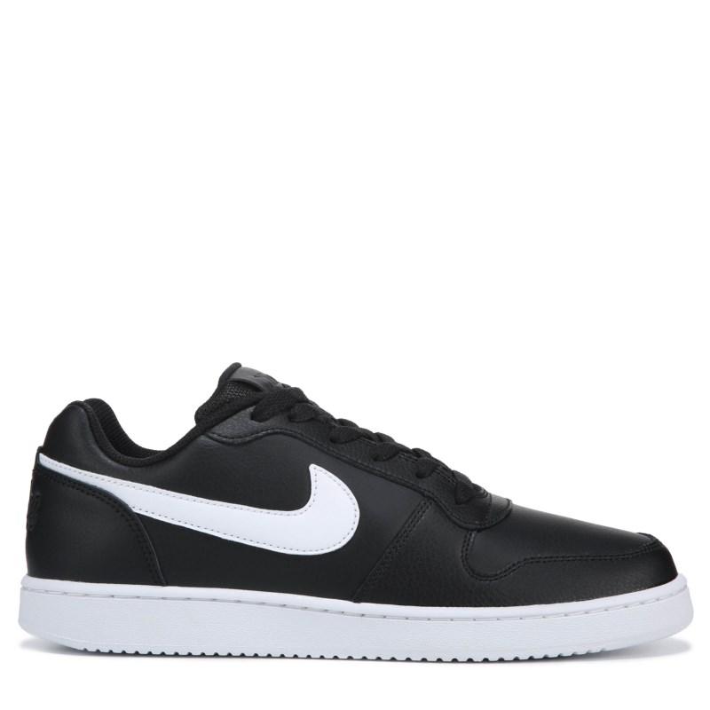 Men's Ebernon Low Top Sneaker in 2020 Svart nike sko  Black nike shoes