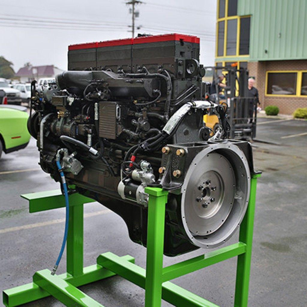 cummins n14 diesel engine workshop service manual [ 1024 x 1024 Pixel ]