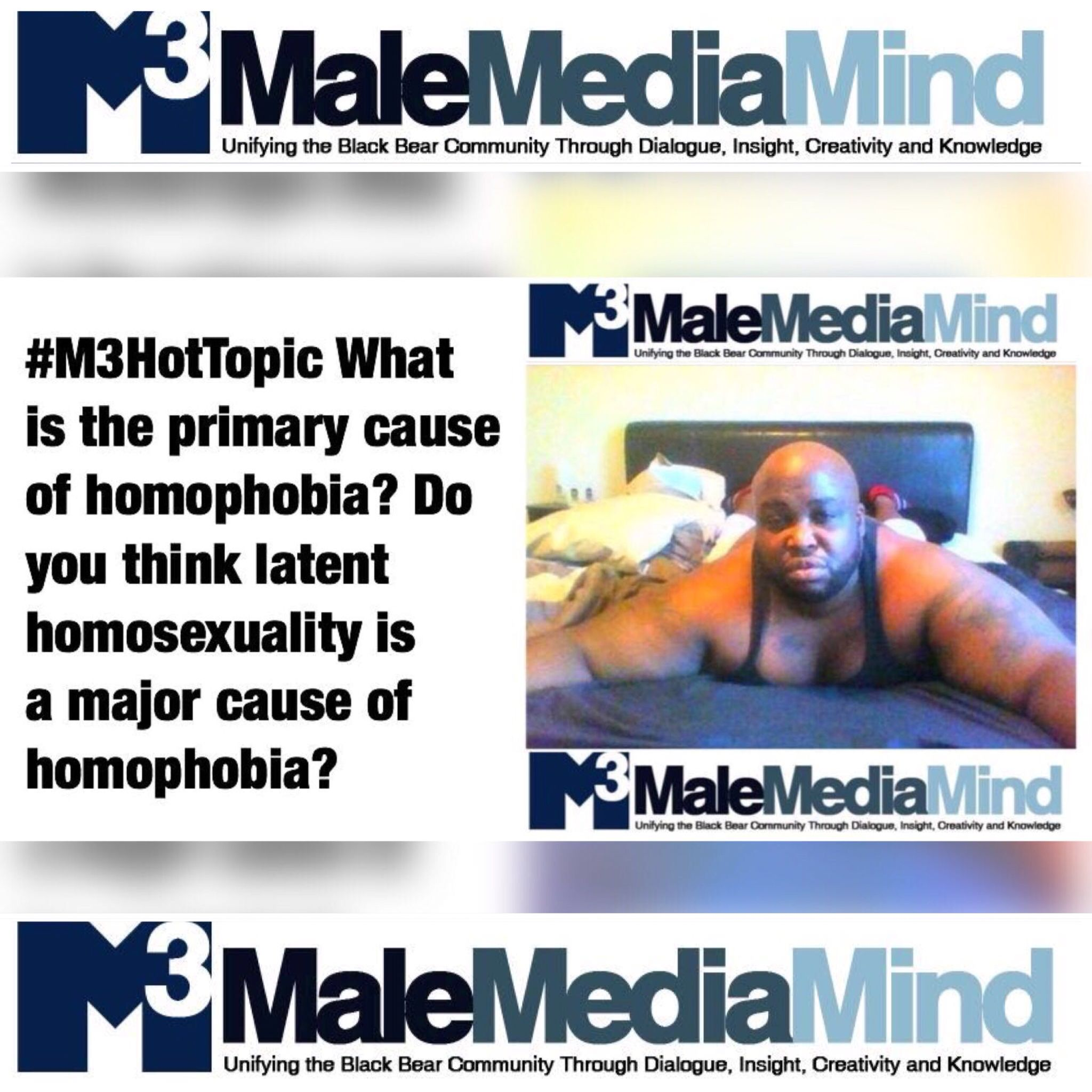 What is latent homosexuality
