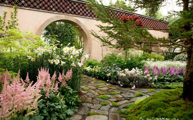 New York Botanical Garden Rooftop Garden Nyc Rooftop Garden City Garden