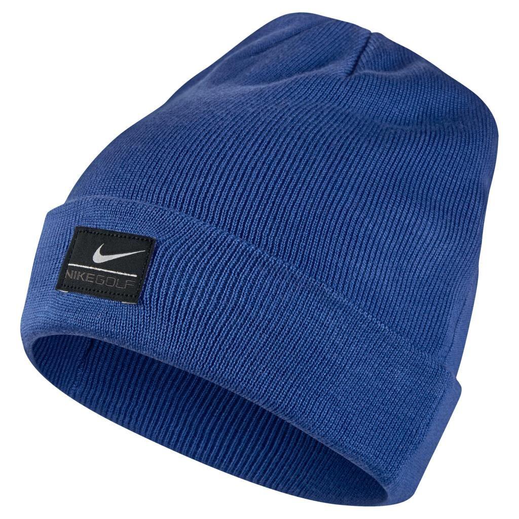 1789c2094fb Nike-Golf-Beanie-Cuff-Knit-Winter-Mens-Thermal-Golf-Hat-NEW-2015 ...