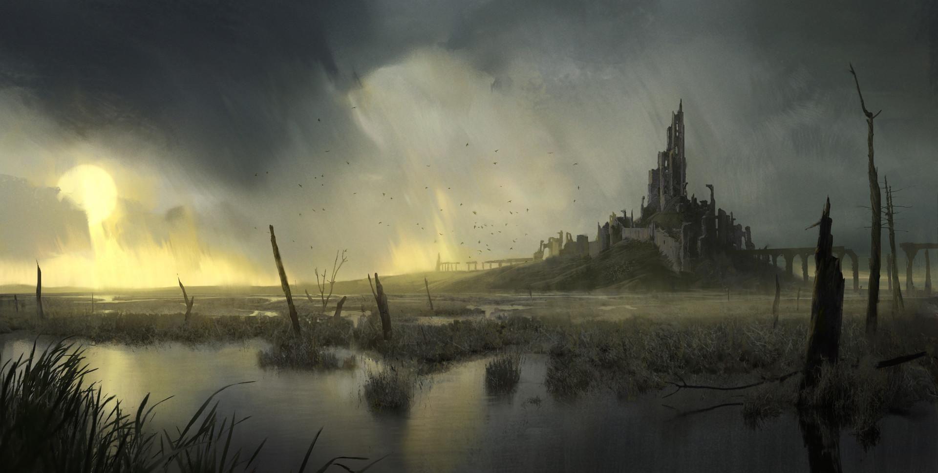 22++ Swamp castle information
