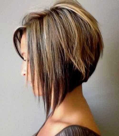 48+ Edgy angled bob haircut ideas in 2021