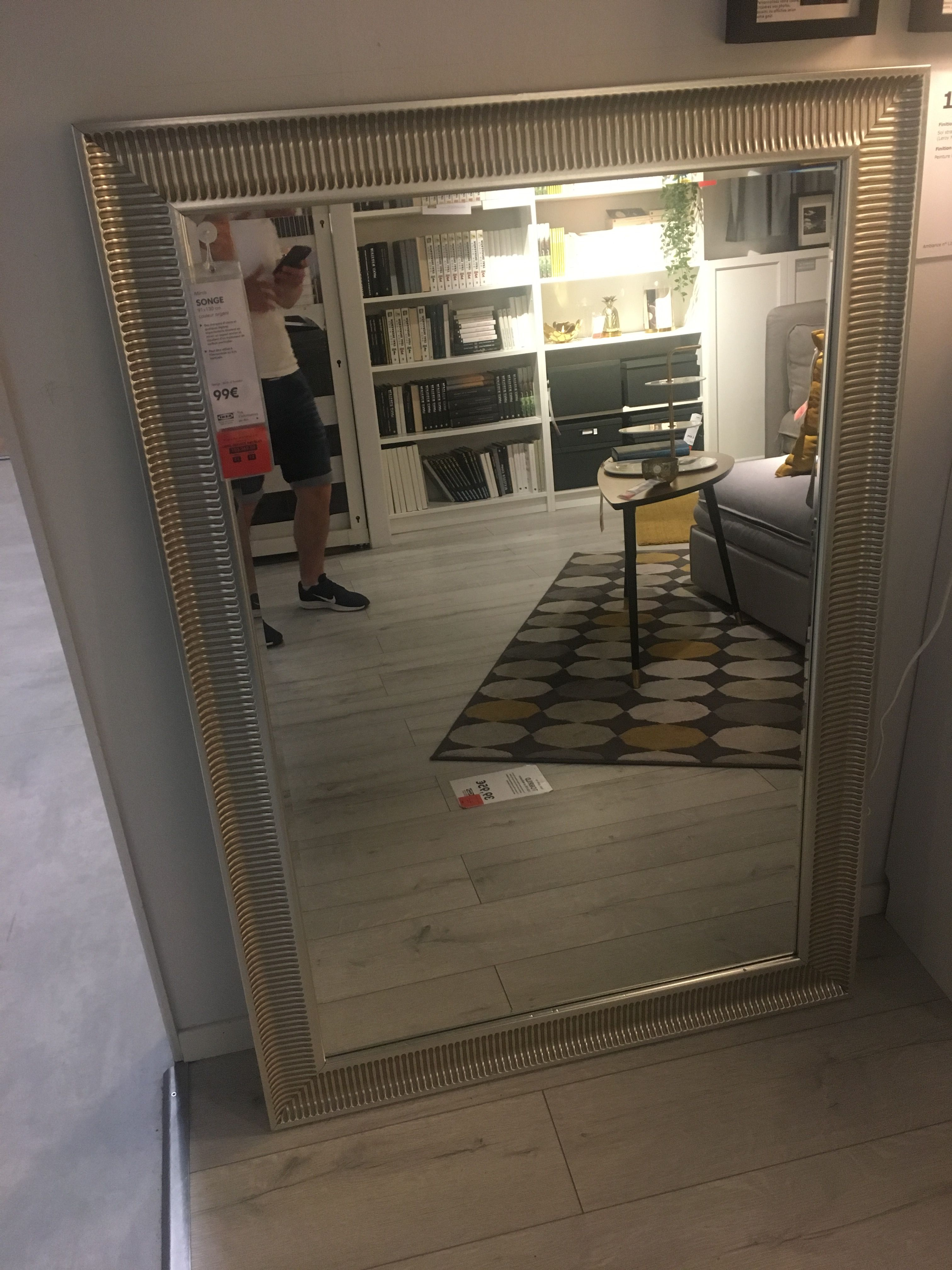 Meuble Dessus Toilette Ikea miroir � mettre au dessus de la chemin�e - ikea 99€ | ikea