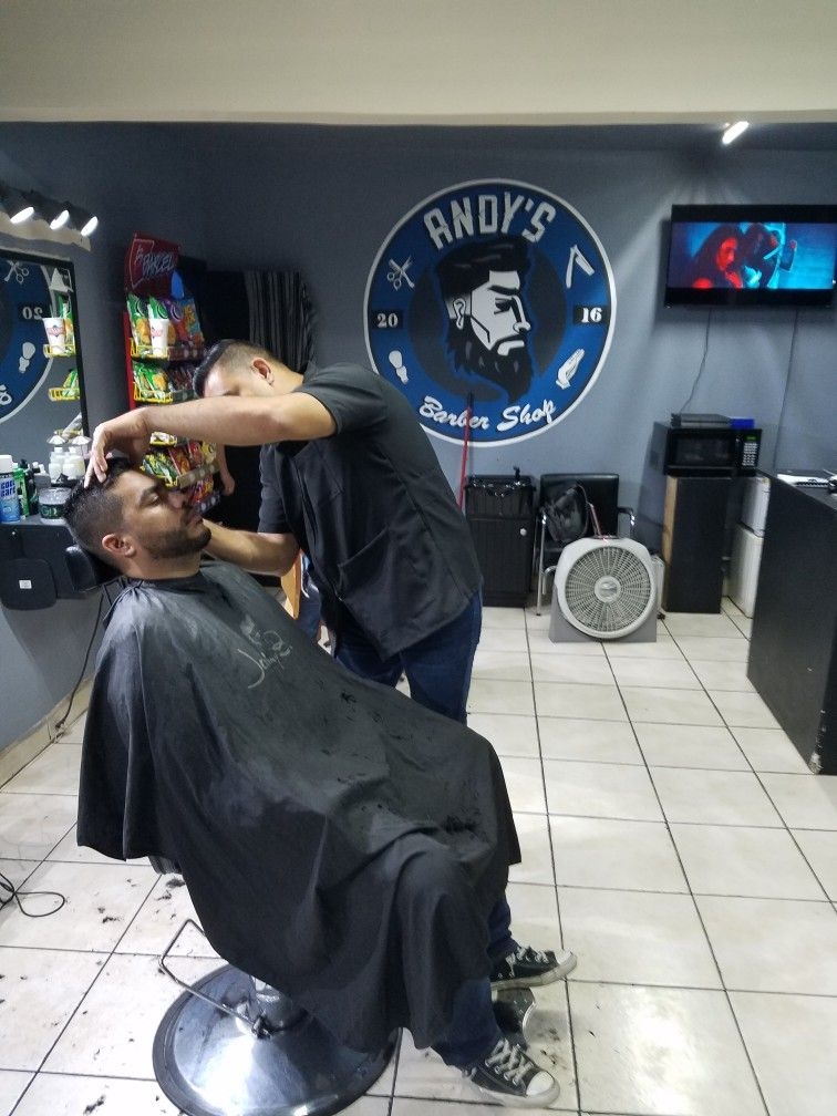 Pin By Andres Quinones On Andy S Barbershop Mexicali Fashion Barber Shop Mexicali