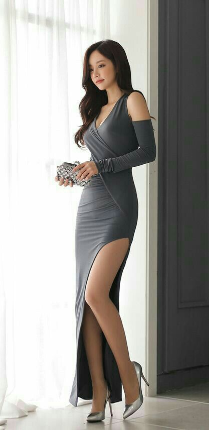 Pierre Balmain Asian Ladies Asian Girl Beautiful Legs Beautiful Asian Women