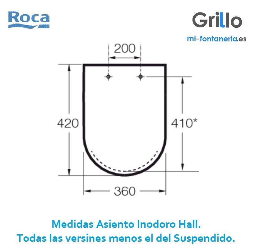 Asientos De Inodoro Roca By Fontanería Grillo Line Chart Chart Scene