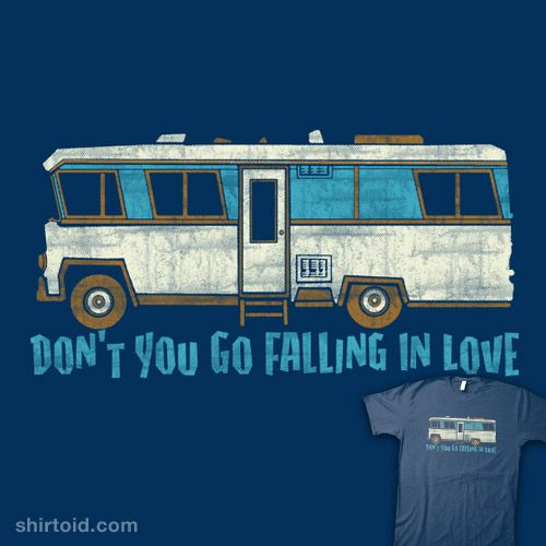 """""""R/V"""" by midgerock Don't you go falling in love. Inspired by Cousin Eddie of National Lampoon's ..."""