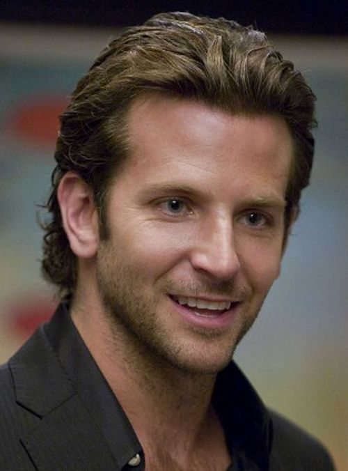 Picture of Bradley Cooper - Picture Of Bradley Cooper Curly Hair Male Haircut Pinterest