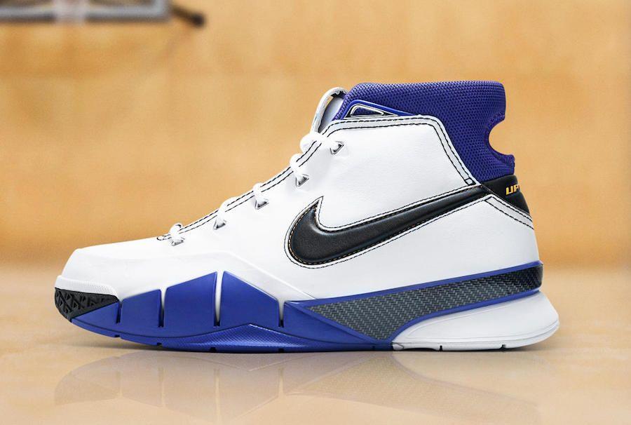 "872385086932e Nike Zoom Kobe 1 Protro ""81 Points"" Releasing This Month"