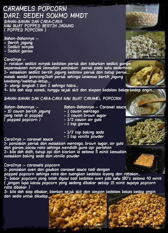 Caramel Marshmallow Popcorn Recipe Raining Hot Coupons Marshmallow Popcorn Yummy Food Food