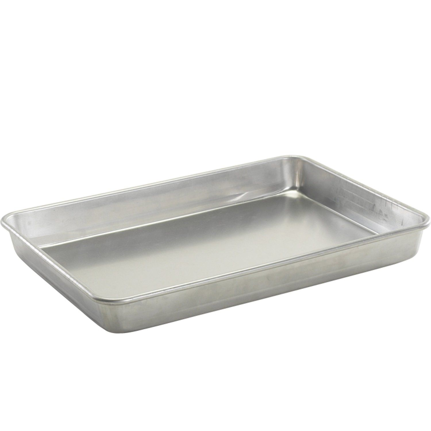 Nordic Ware Natural Aluminum Commercial Hi Side Sheet Cake Pan More Info Could Be Found At The Image Url Sheet Cake Pan Nordic Ware Cake Baking Pans