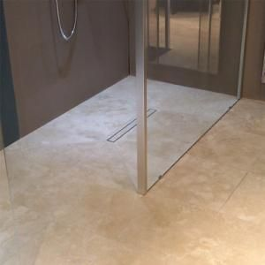 Center Linear Drain With Images Wet Room Tiles Wet Room
