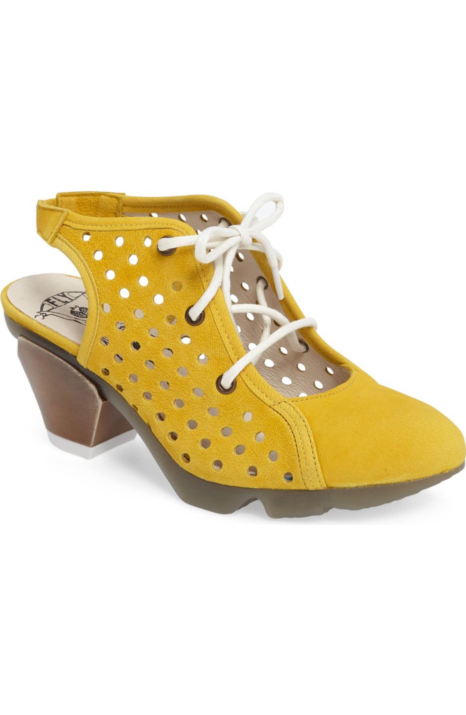 af74db6a9163f Main Image - Fly London Ozie Lace-Up Pump (Women)