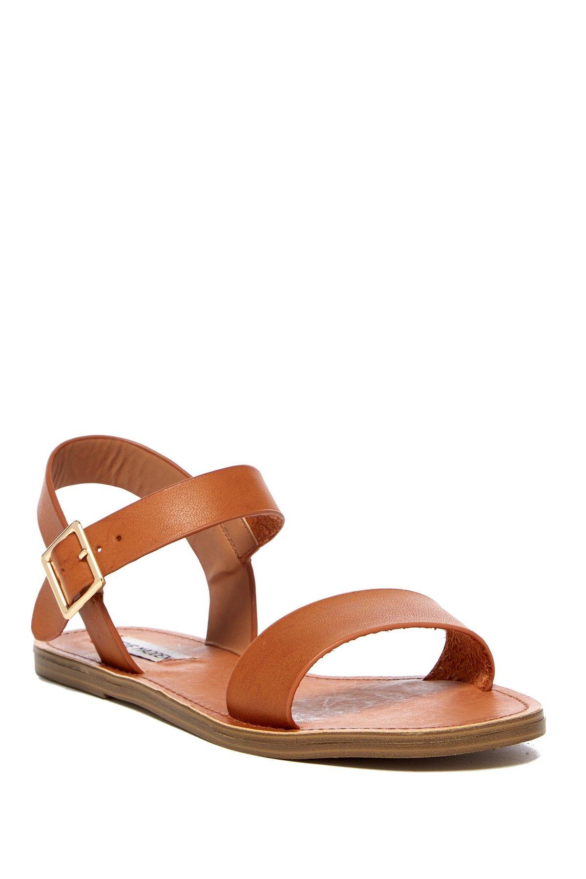 07c7f4b8818 Steve Madden Zone Ankle Strap Sandal