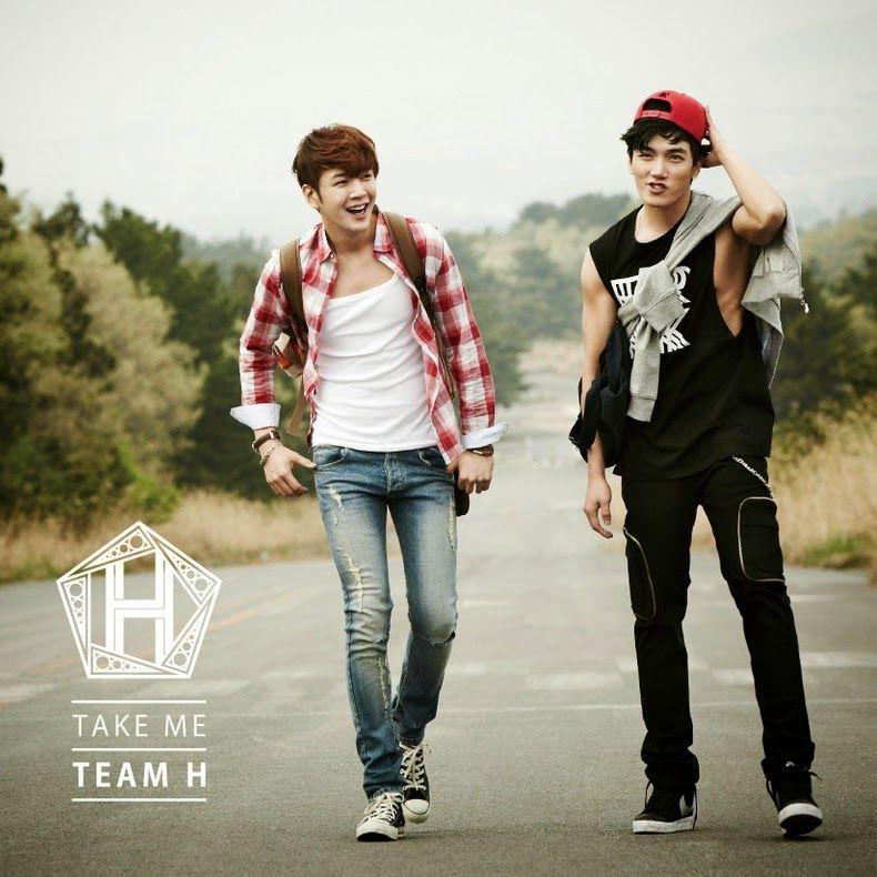Team H Take Me Jang Geun Suk チャン グンソク Big Brother