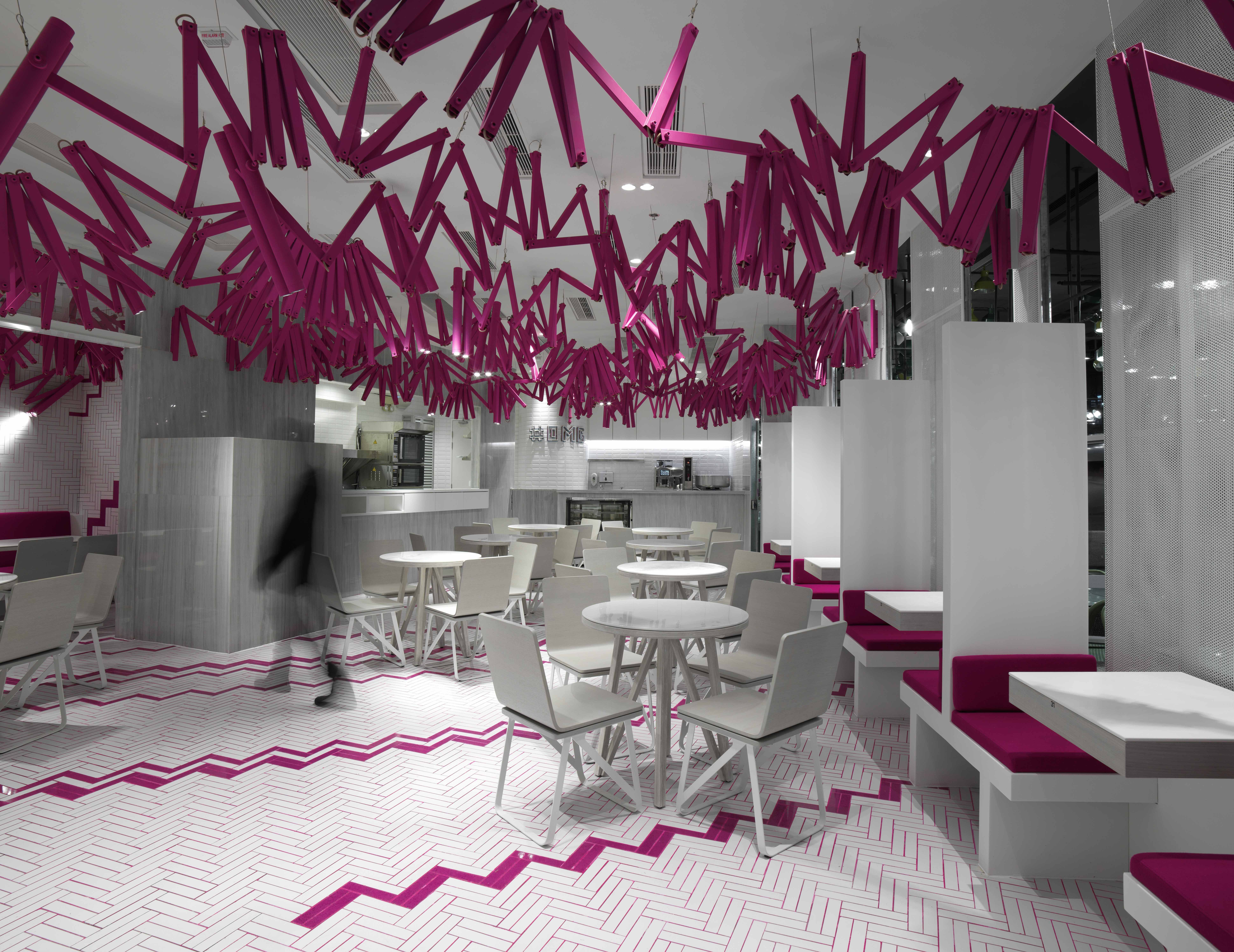 omg a western and japanese style restaurant designed by one plus partnership limited