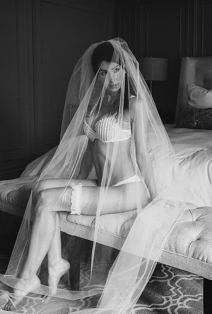 Vintage-Hochzeitsnacht