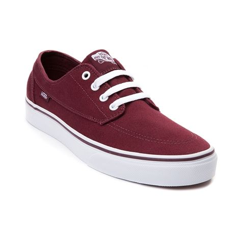 b786acfa8da6cb Get on board with the new Brigata Skate Shoe from Vans! Keep it stylishly  simple with the Brigata Sneaker
