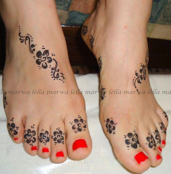 Black henna Tunisie