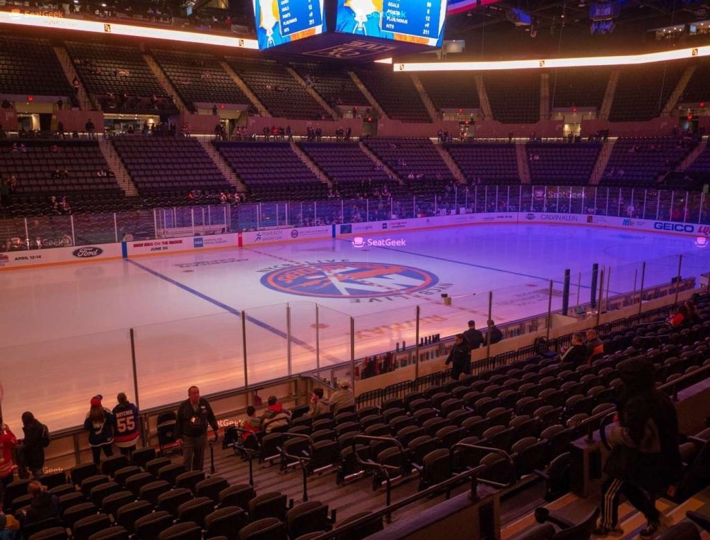 Nassau Veterans Memorial Coliseum Section 119 Seat Views Seatgeek With New Nassau Coliseum Seating Chart Nassaucoliseumseatingchartislanders Nassaucoliseumse