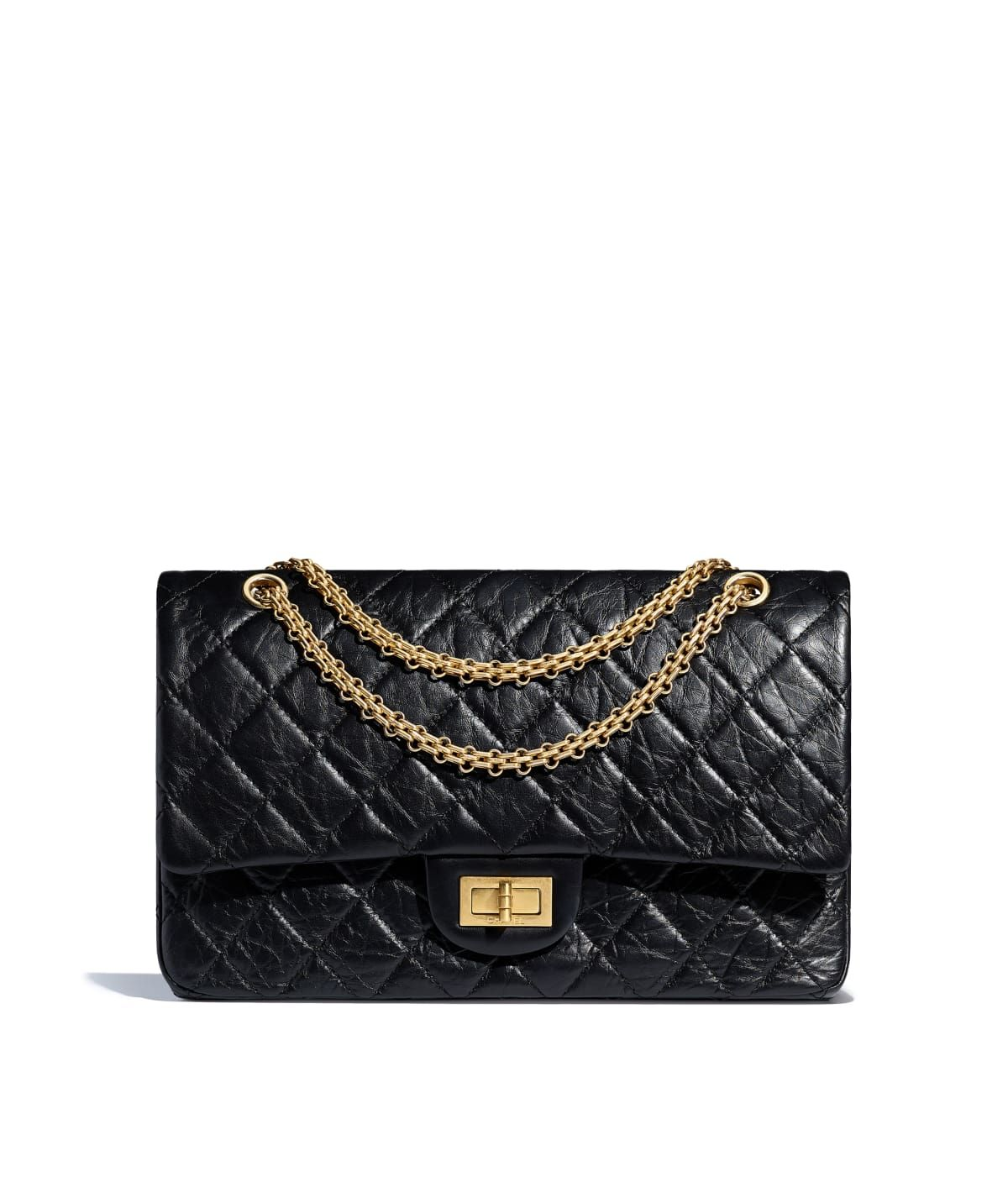 b267bea44fdb Handbags of the Spring-Summer 2019 Pre-Collection CHANEL Fashion collection    Maxi 2.55
