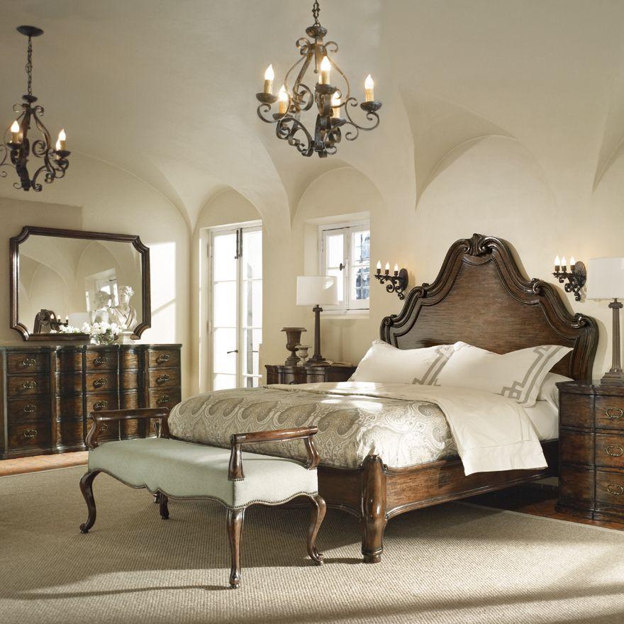 Prime Bernhardt Artisan Estate King Platform Bed 325 H66 325 Interior Design Ideas Clesiryabchikinfo
