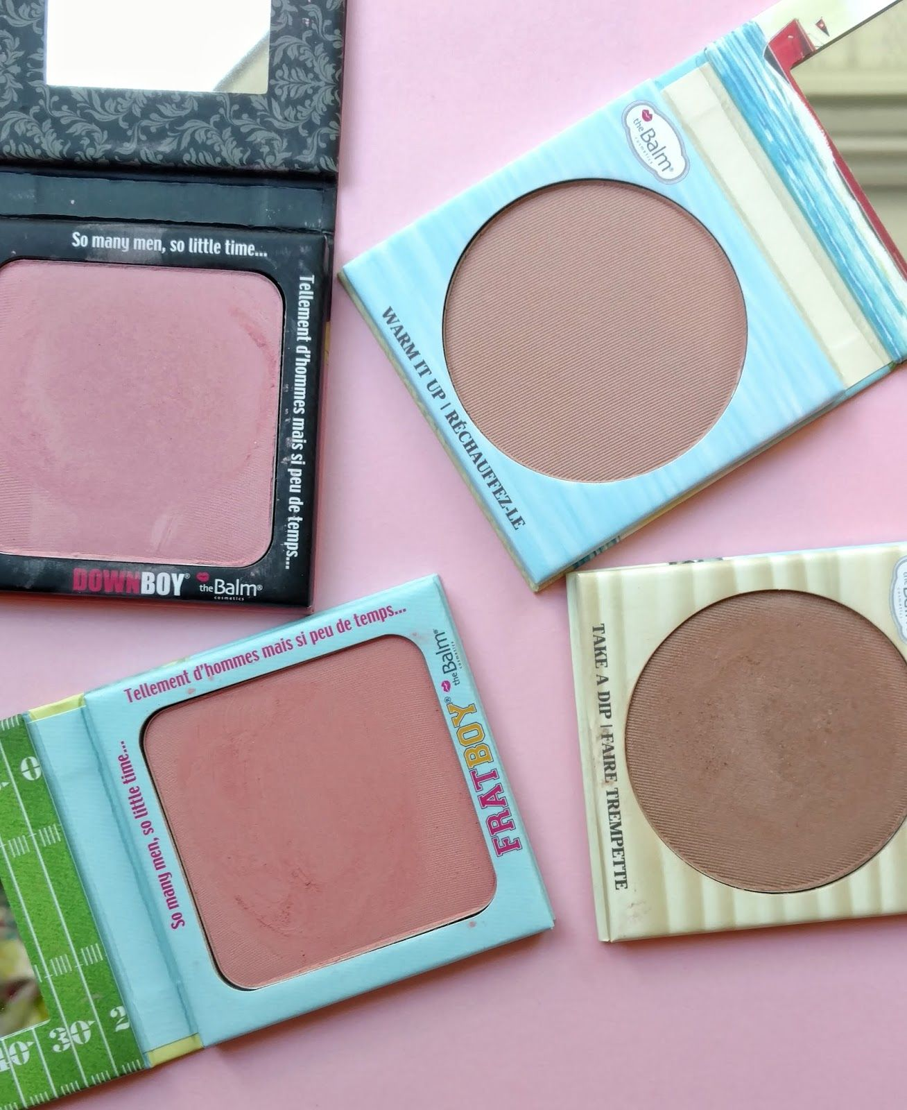 The Balm Balm Beach Long Wearing Blush Review Amp Swatches The Budget Beauty Blog Make Up