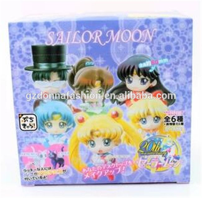 Sailor Moon 6 Squinting eyes action figure, View Sailor Moon, donnatoyfirm Product Details from Guangzhou Donna Fashion Accessory Co., Ltd. on Alibaba.com