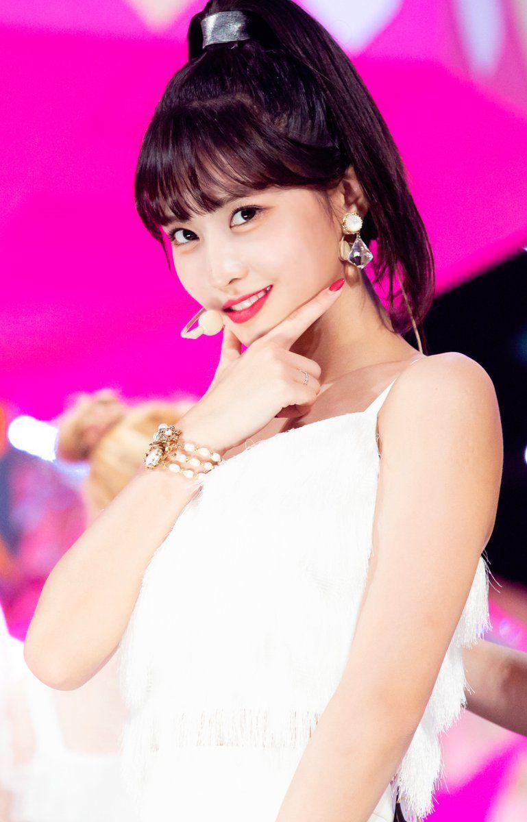 Jypnation臺灣ptt站 On Twitter Cute Ponytails Hirai Momo Nayeon