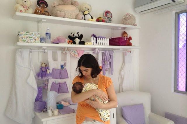 pequenininho: Quarto Montessori para bebês