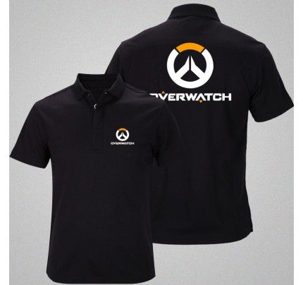 Overwatch Ow Logo Polo Shirt