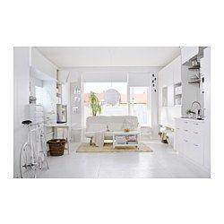 NORDEN Tavolo a ribalta, bianco | Mesa plegable, Ikea y Mesas