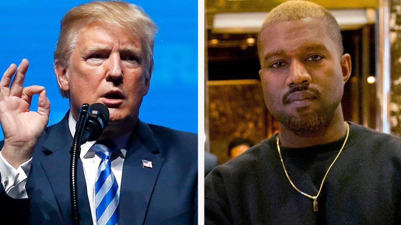 Kanye West Defends His Support For Trump Liberals Can T Bully Me New Kanye Kanye West Fox News Trump