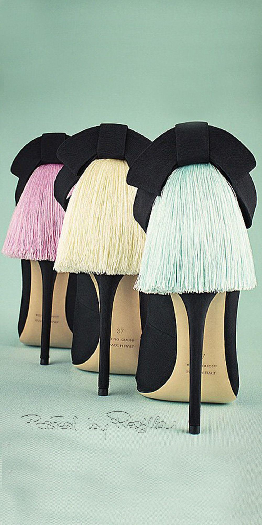Regilla ⚜ Aleksander Siradekian   Fabulous shoes, Elegant