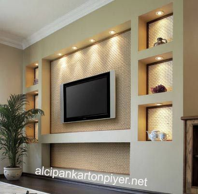 tv nitesi e itleri dizayn al pan dekor pinterest tv nitesi tvs ve oturma odas. Black Bedroom Furniture Sets. Home Design Ideas