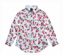 892580f36e3 Выкройка детской блузки - сшить блузку для девочки своими руками ...