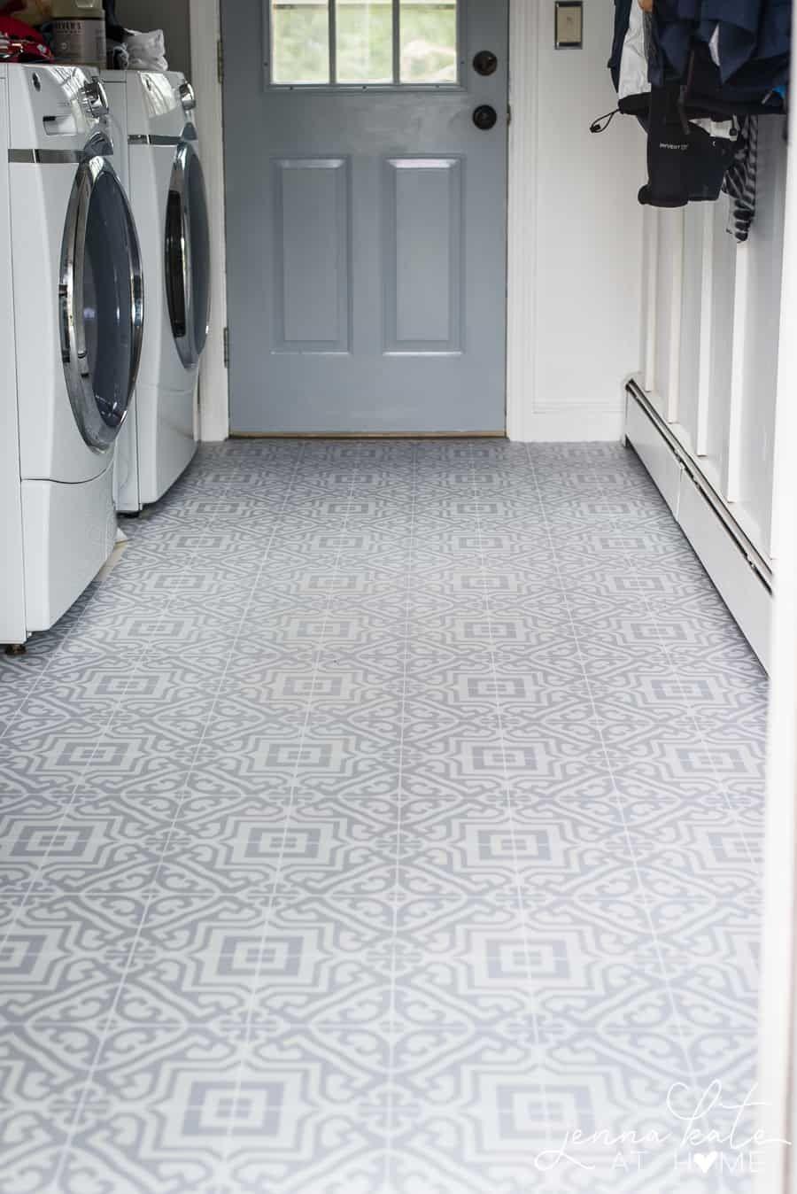 Pin On Modern Home Decoration Laundry room floor ideas
