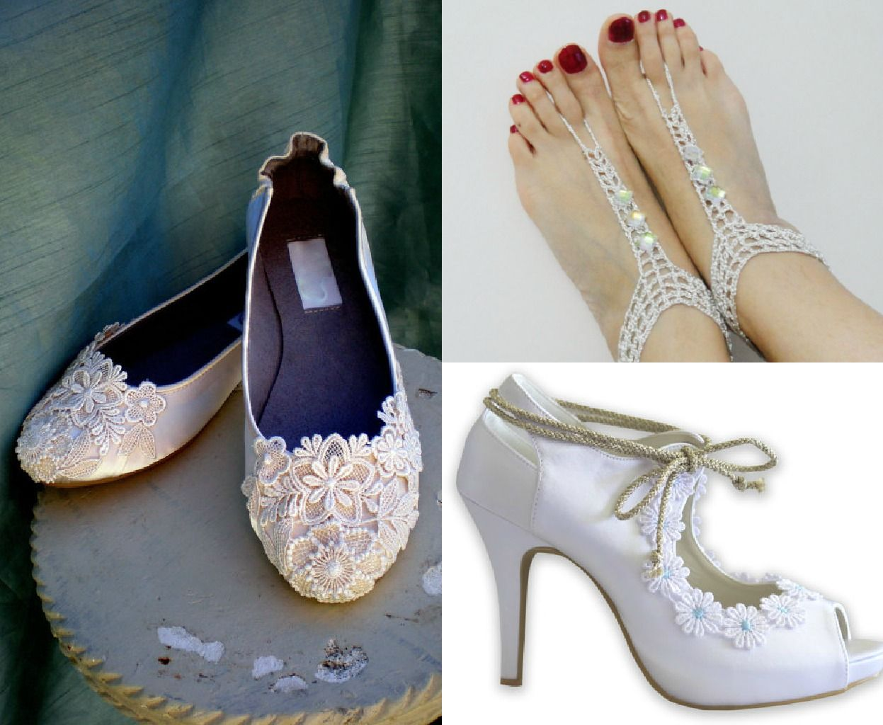 The Bohemian Bride: The Accessories   My Paradise Wedding