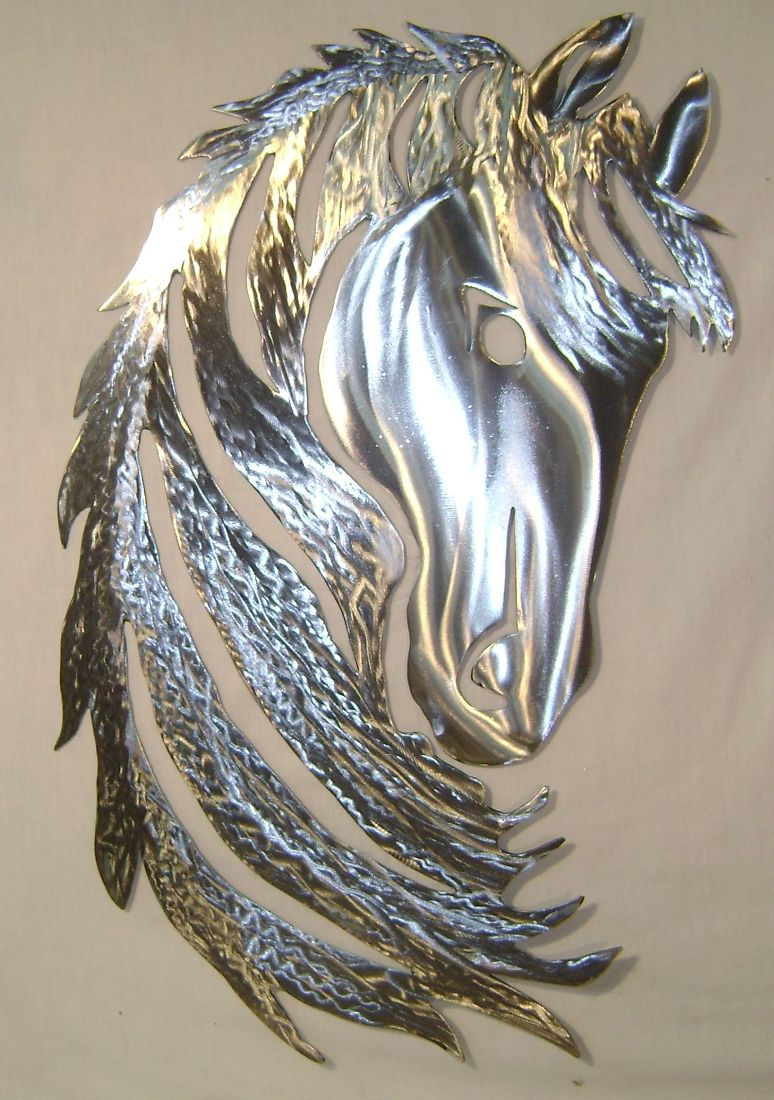 Another One Of My Creations Sheet Metal Art Metal Tree Wall Art Metal Art Projects
