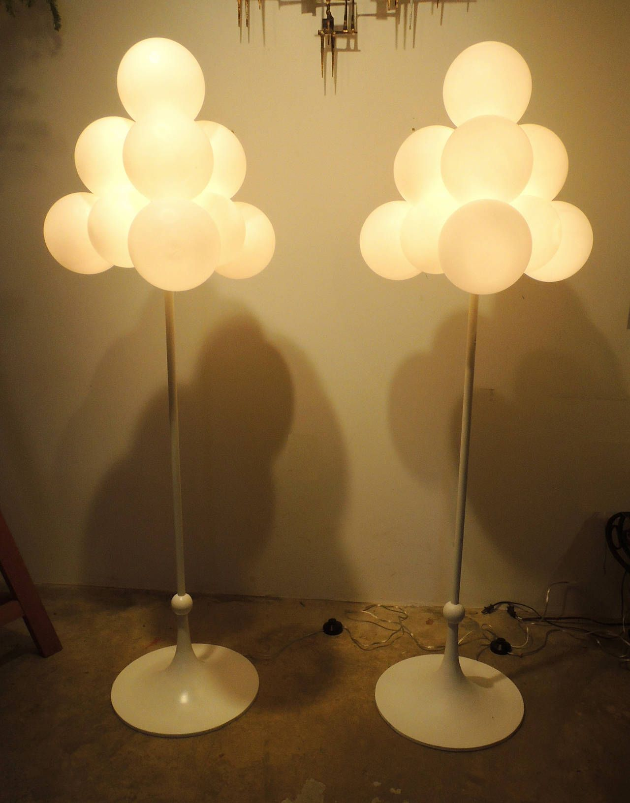 Pair Of E R Nele Floor Lamps Lamp Floor Lamp Standing Lamp