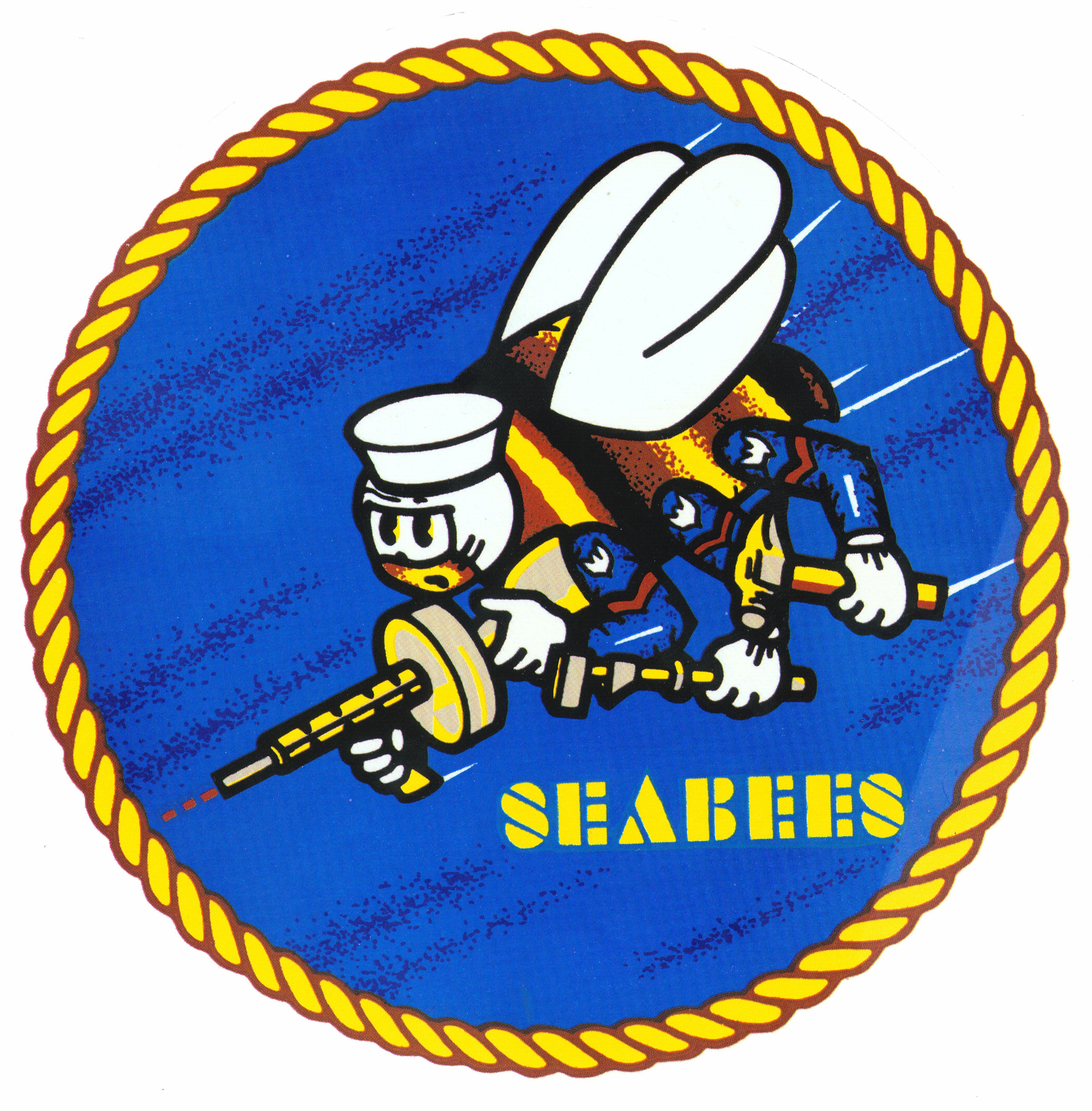 SEABEES logo Navy special forces, Us navy seabees