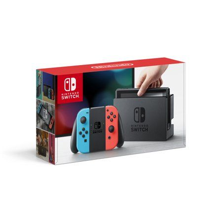 Your Choice of Nintendo Switch Gaming Console $309 on Walmart