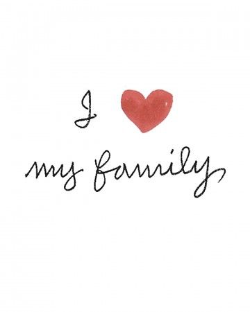 Love My Family Quotes Family Memorykeeping Clip Art And Templates  Pinterest  Martha