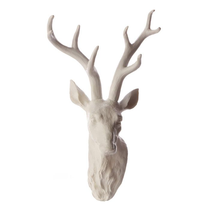 $115 Lady deer head  antlers. www.sixthings.com.au