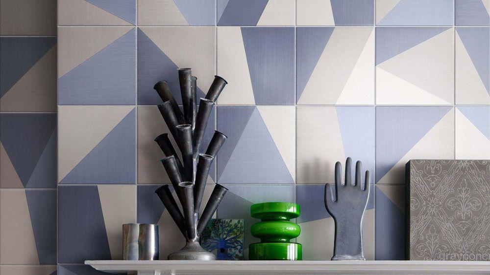 Piastrelle Collezione Tangram Da Ceramica Bardelli Nel