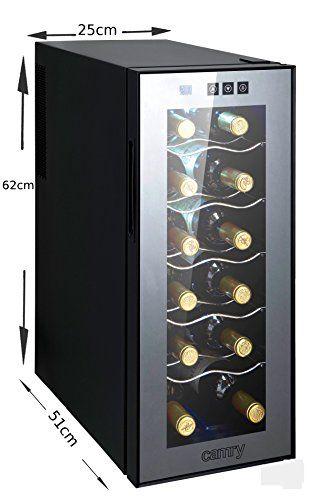 Weinkuhlschrank 33 Liter 12 Flasche Weinkuhler W Locker Storage Storage Decor