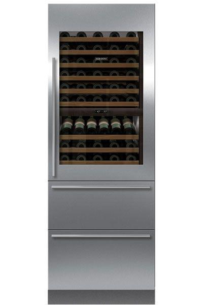 Wine Storage Sub Zero New Generation Wolf Liances