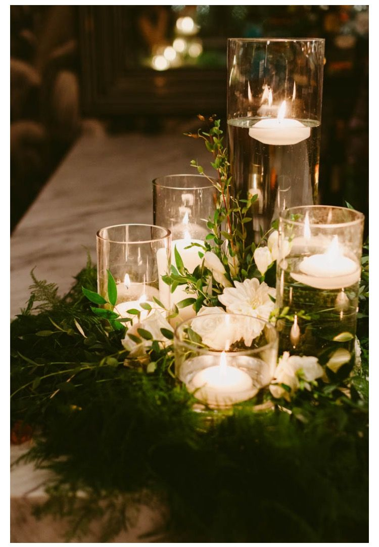 wedding table decoration ideas candles pin by inga bērziņa on wedding wedding 1173